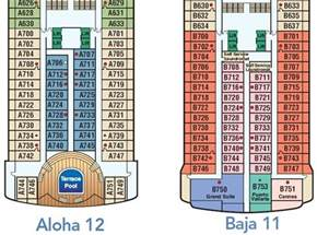 Norwegian Star Deck Plans Pdf by Sapphire Princess Photo Review Amp Comparison To Carnival