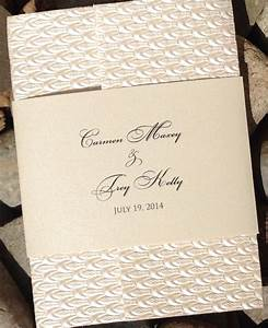embossed wedding invitation embossed bridal shower With make embossed wedding invitations
