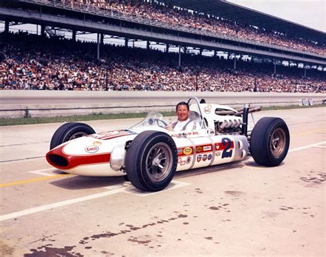 The liveries of the 1964 Indianapolis 500 Mile Race