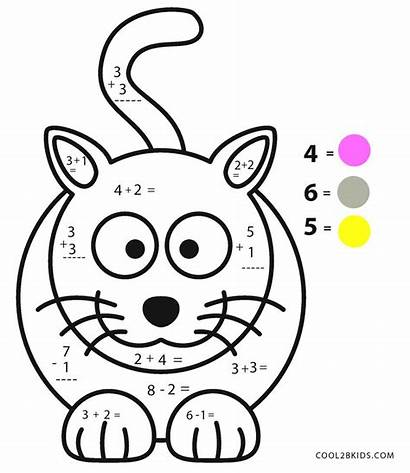 Math Coloring Pages Cool Printable