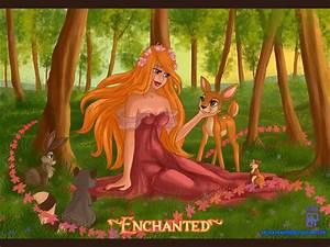 Disney Enchanted Forest