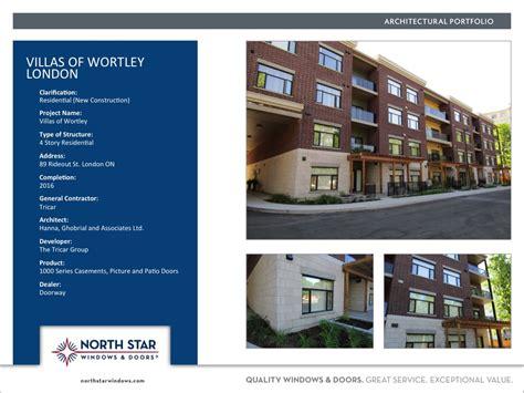 Residential Architectural Portfolio  North Star Windows