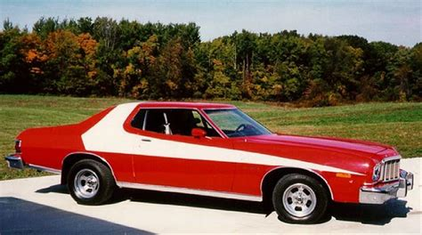 What Of Car Did Starsky And Hutch - starsky hutch s ford torino rider