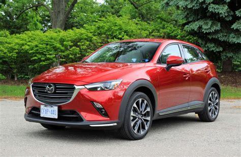 Suv Review 2019 Mazda Cx3 Driving