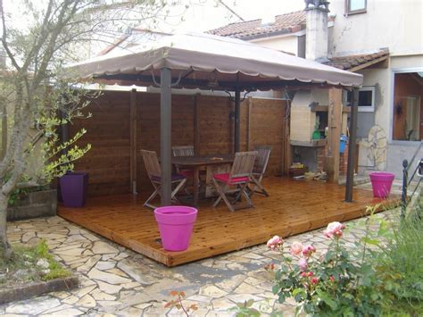 Garten überdachung Selber Bauen K Che Grillplatz Selber