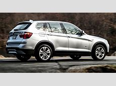 2015 BMW X3 xLine vs M Sport, Pricing + Specs with 100 New