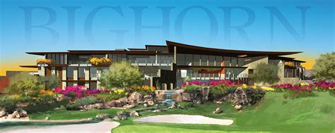 style house plans bighorn magazine more than a clubhouse