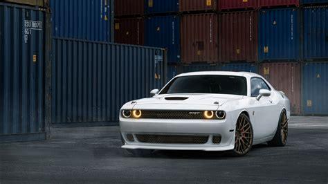 Dodge Challenger Srt Hellcat 4k Wallpapers