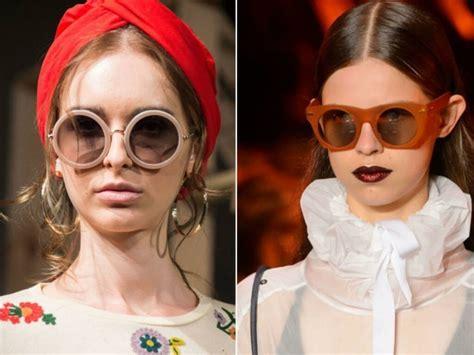 sonnenbrillen trend 2017 damen sonnenbrillen 2017 die neusten trends f 252 r damen und herren