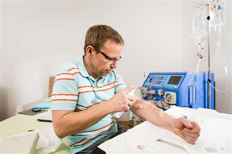 Thomas (heimhämodialyse, Dialyse Zu Hause) Patienten