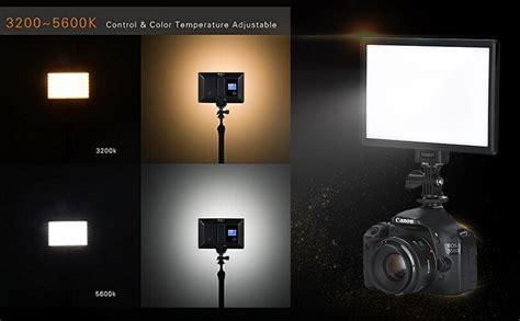 5600k Light viltrox l116t cri95 slim dimmable led light panel
