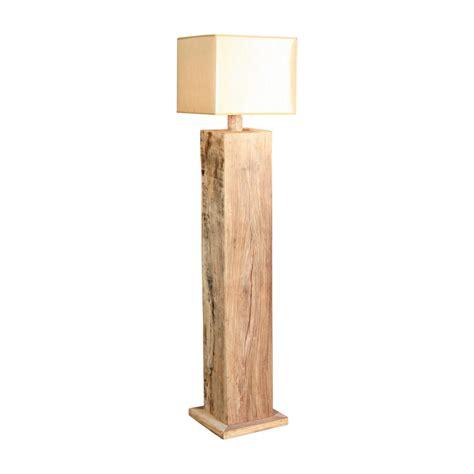 Floor Ls Wooden Base Light Fixtures Design Ideas