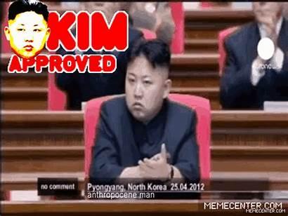 Kim Jong Un Clap Slow Meme Random