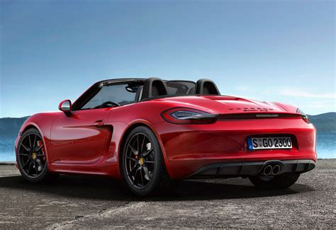 porsche boxster gts  specifications photo