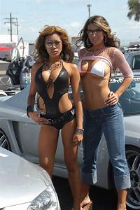 nopi-tv-car-show-ndra-drag- #Girls #Cars ♥ #Sexy #