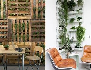 Paletten Deko Garten : wandgestaltung ideen mit paletten freshouse ~ Articles-book.com Haus und Dekorationen