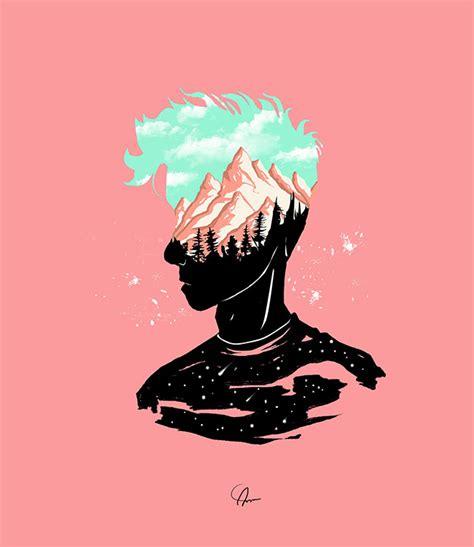 graphic design cover photo showcase of creative album cover designs illustrations