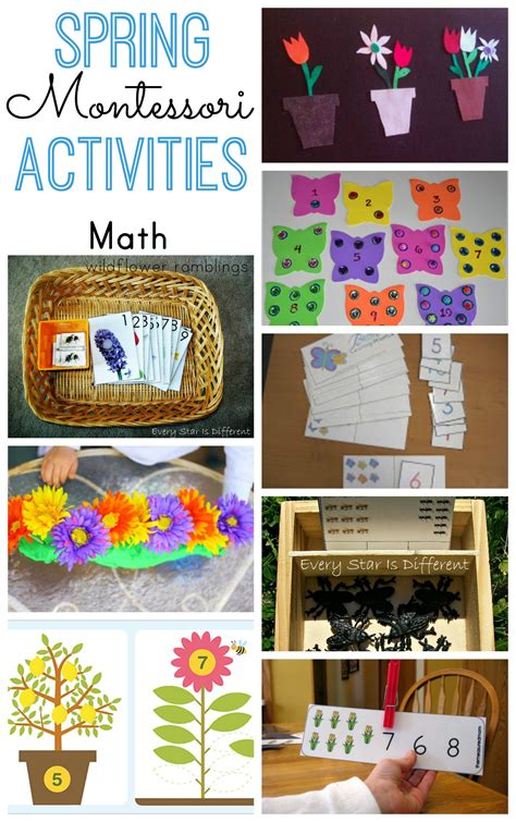 montessori activities wildflower ramblings 972 | MATH