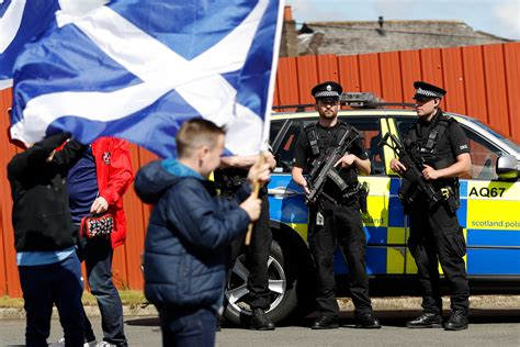 EU states who work with Police Scotland say force will be ...