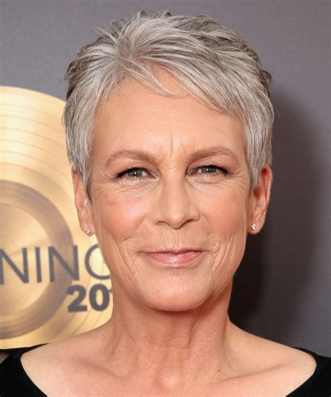 World's Most Beautiful 2017 Famous Women With Gray Hair