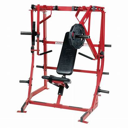 Hammer Strength Press Decline Iso Lateral Gym