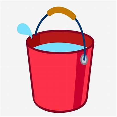 Bucket Clipart Cartoon Vector Webstockreview