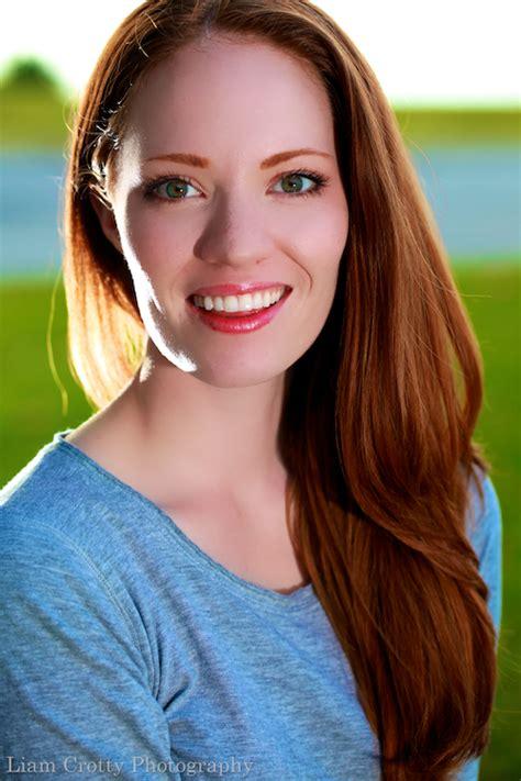 portfolio headshots  model actress  comedian