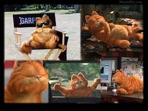 Odie Garfield Film