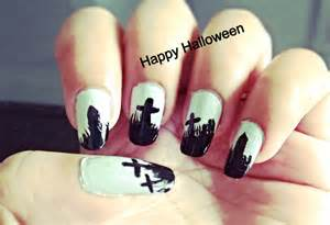 Halloween Nail Art Designs, Ideas, Nail Paint Stickers ...