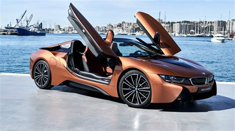 Bmw I8 Coupe 4k Wallpapers by 2018 Bmw I8 Roadster 4k Wallpaper Hd Car Wallpapers Id