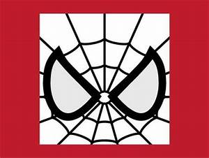 spider man mask template printable illusion or not is With spiderman eyes template