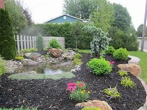 Aménagement Jardin Extérieur : idee amenagement jardin paysager estein design ~ Preciouscoupons.com Idées de Décoration