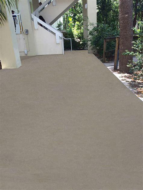Weatherproof Tough Outdoor Concrete Flooring & Decking