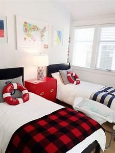 Amazing, Rustic, Lake, House, Bedroom, Decoration, Ideas, 49