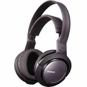 Casque Audio Sans Fil Sony Casque Audio Sans Fil Sony Mdrrf811rk