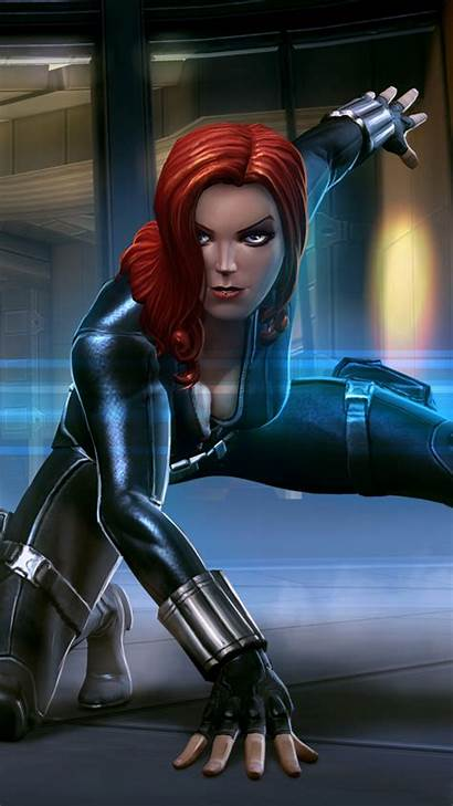Widow Marvel Champions Contest Wallpapers Games Hdqwalls