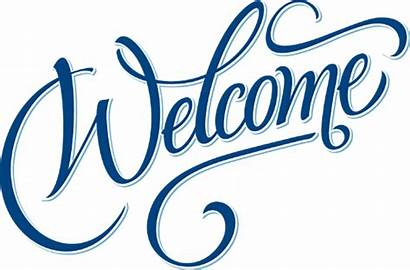Welcome International Message Ostomy Association Hand Script