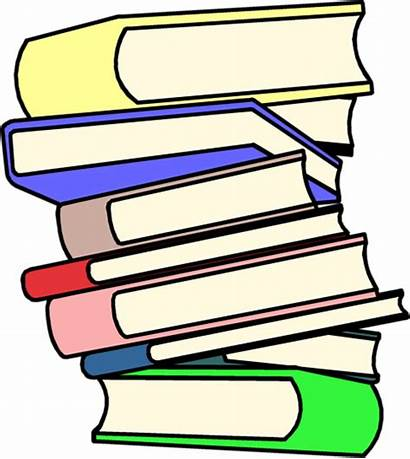 Books Clip Clipart Clker Vector