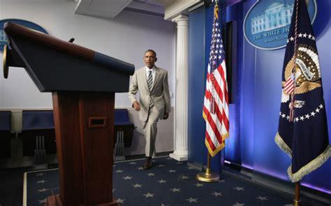 president barack obama steals spotlight