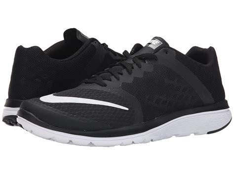 Nike Fs Lite Run 3 Black/white