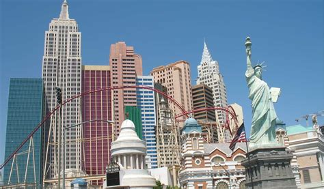 new york hotel and las vegas holidays
