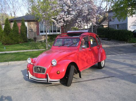 Citroen 2cv 36 Cool Car Wallpaper