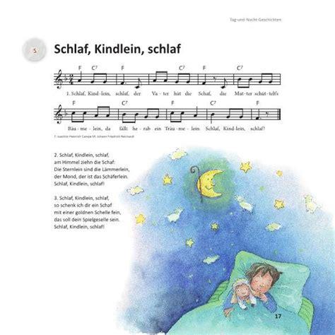 Schlaflieder und GuteNachtGeschichten
