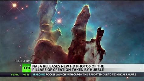 NASA Pillars of Creation - Pics about space