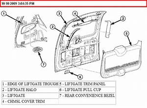 2009 Pt Cruiser Lift Gate Wiring Diagram