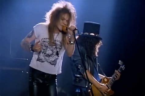 A Guns N' Roses 'welcome To The Jungle' Klasszikusa Lett