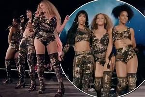 Beyonce shocks Coachella with surprise Destiny's Child ...