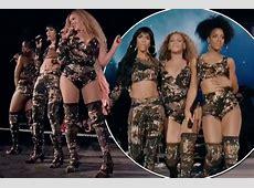 Beyonce shocks Coachella with surprise Destiny's Child