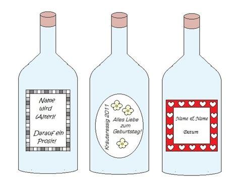 flaschenetiketten selber machen anleitung