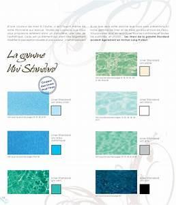 couleur liner piscine liner piscine couleur sable With awesome piscine avec liner gris clair 3 aveyron piscines construit votre piscine couloir de nage